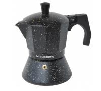Кофеварка Klausberg KB-7159 эспрессо 6 чашк.