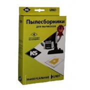 Пылесборник KS UN-01 ситетика комлект 4шт.