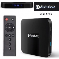 Приставка Smart TV Alphabox A3m